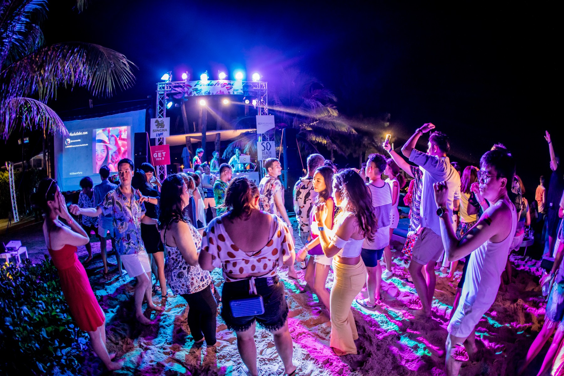 Thinking of a Beach Party? Two Things to Consider When It Comes to Music